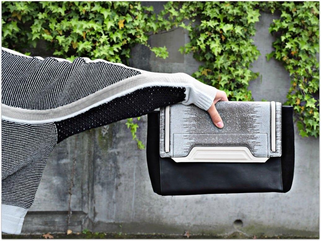 Helmut Lang Convergent Sweater Zara handbag