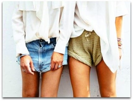 Shorts They All Hate Us