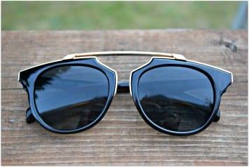 Dior So Real Faux Real Knockoff Sunglasses