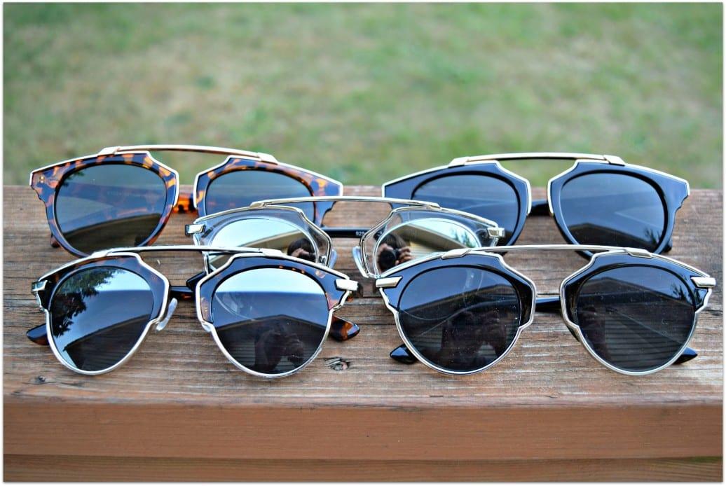 Dior So Real Knockoff Replica Sunglasses