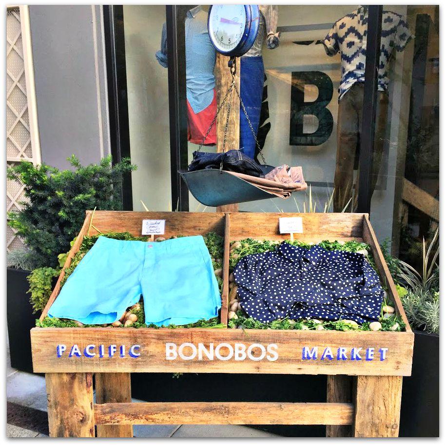 Bonobos Seattle Guide Shop Launch