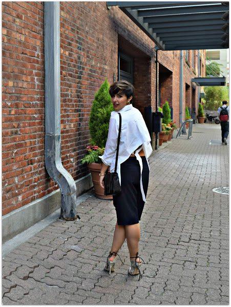 Street Style Minimal Seattle Blogger