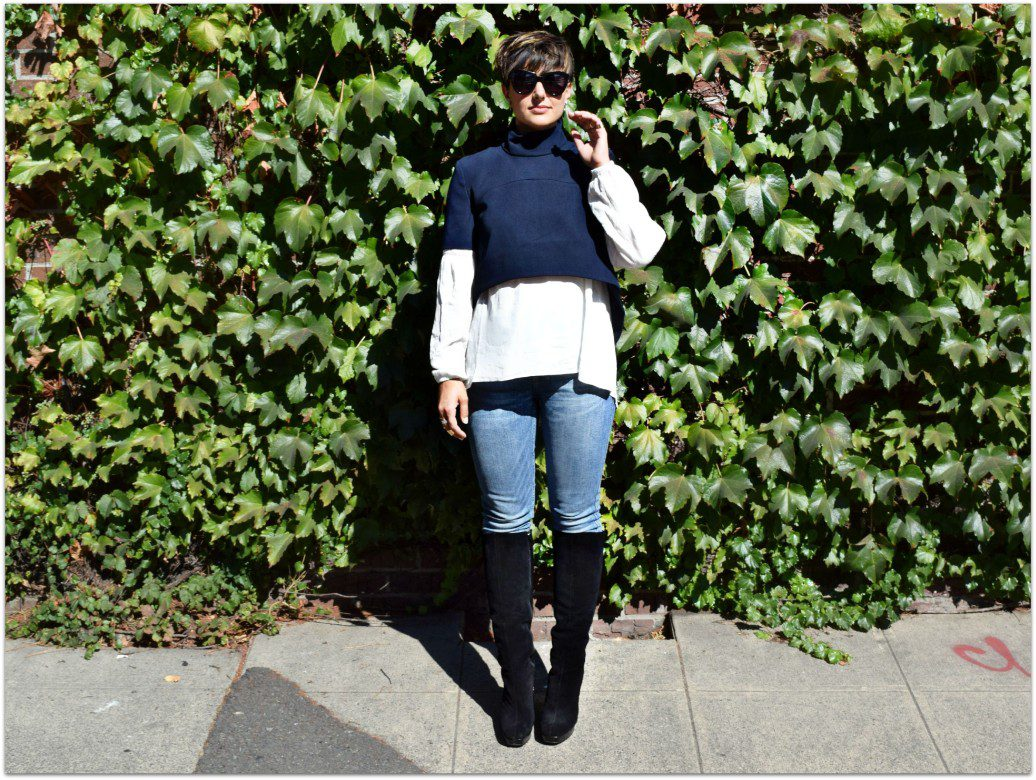 How to Layer Your Finders Keepers Crop Top