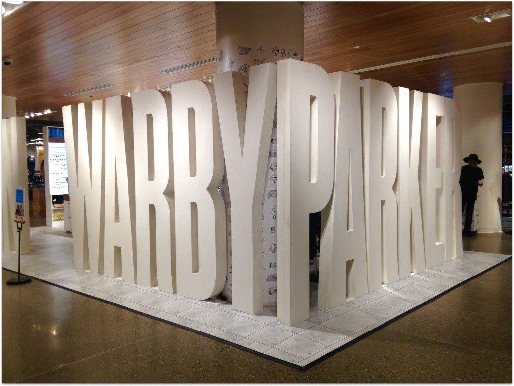 Warby Parker X Nordstrom Pop-IN