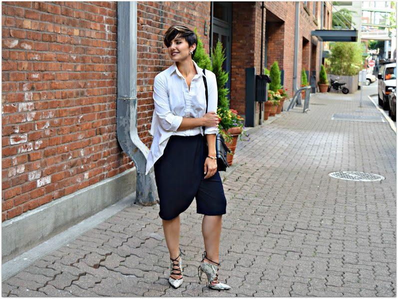 Minimal Street Style Shorts Seattle