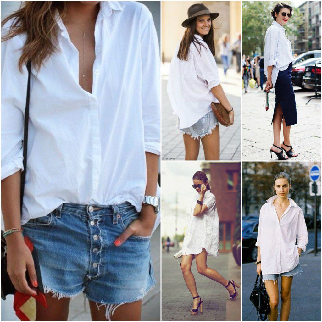the best white button-up shirts