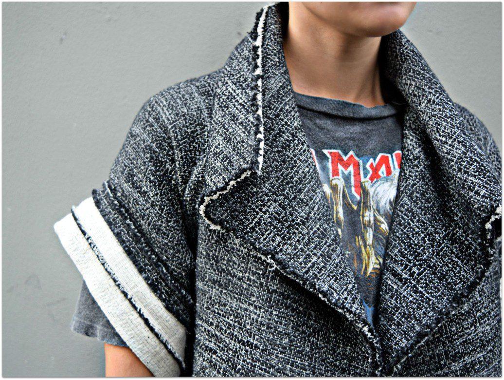 iron maiden T-shirt IRO vest