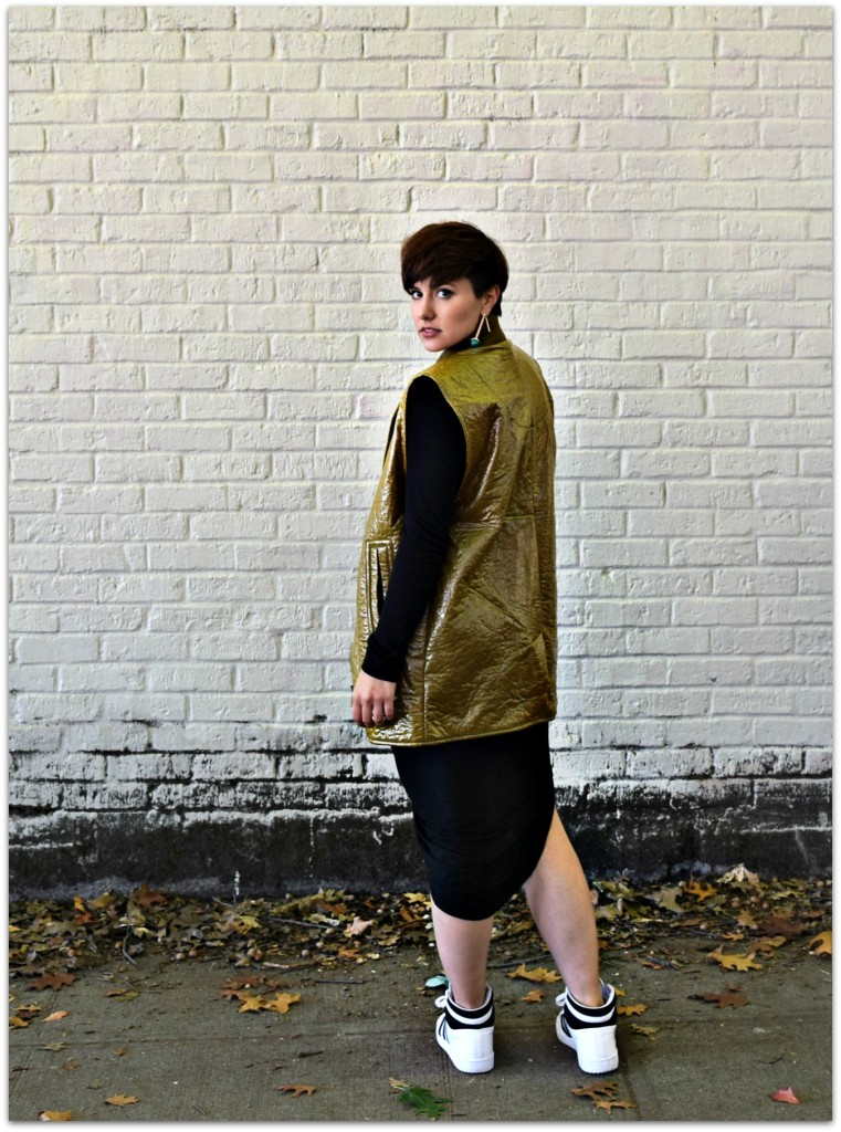 H&M Studio Mohair Vest