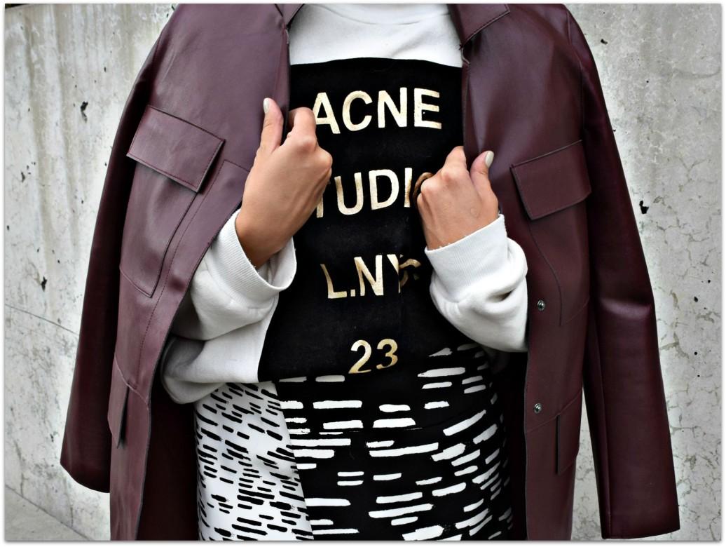 Acne Studios Knockoff Sweatshirt
