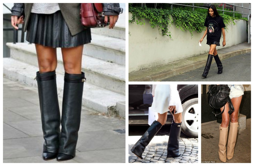 The Best GIvenchy SHark Boot Knockoffs