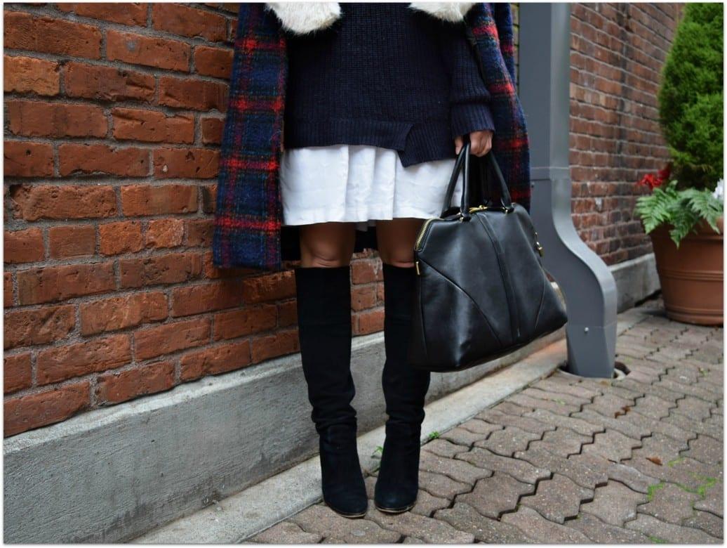 Blogger Not Billionaire Faux Fur StoleDSC_0023