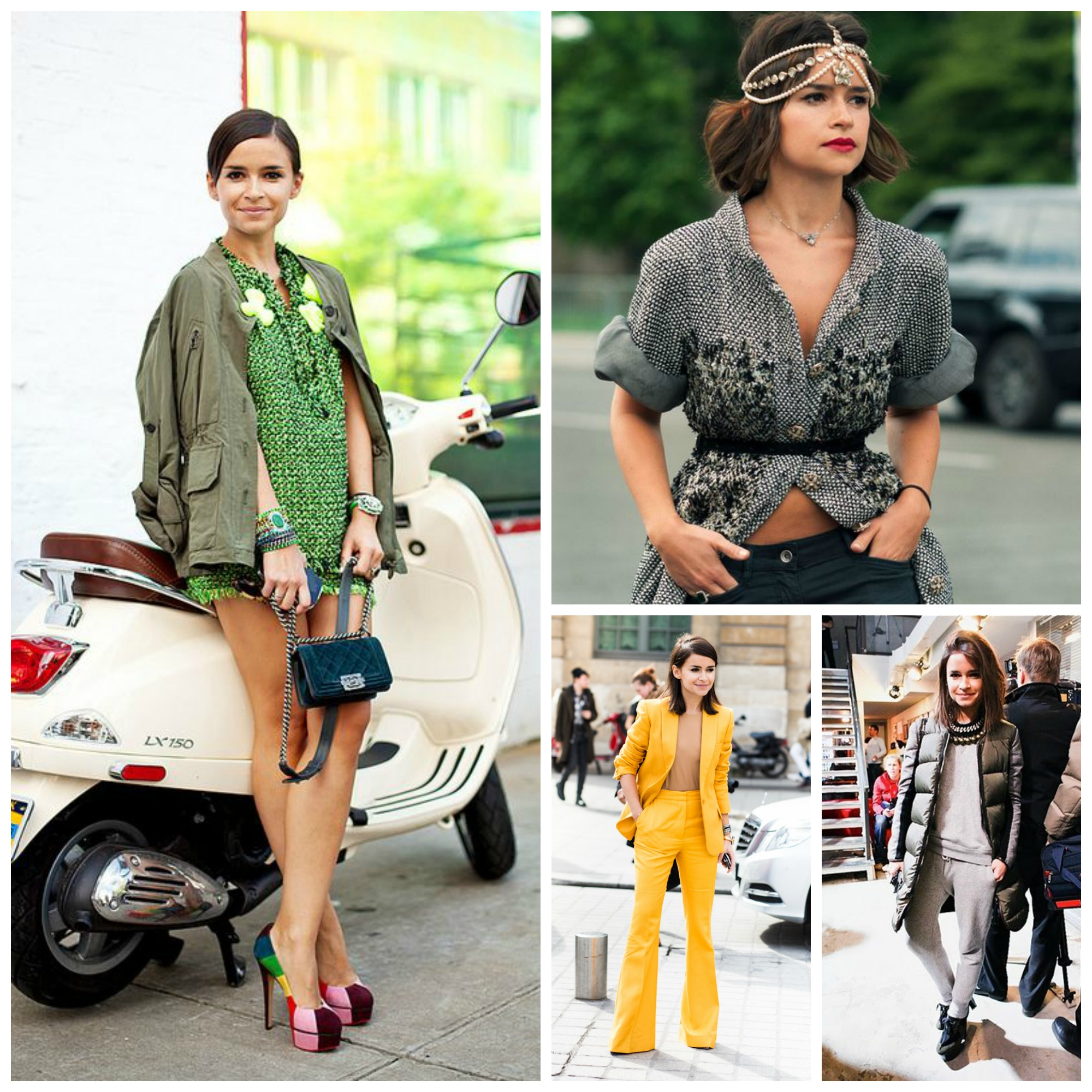 7 Style Lessons We Can Learn From Miroslava Duma