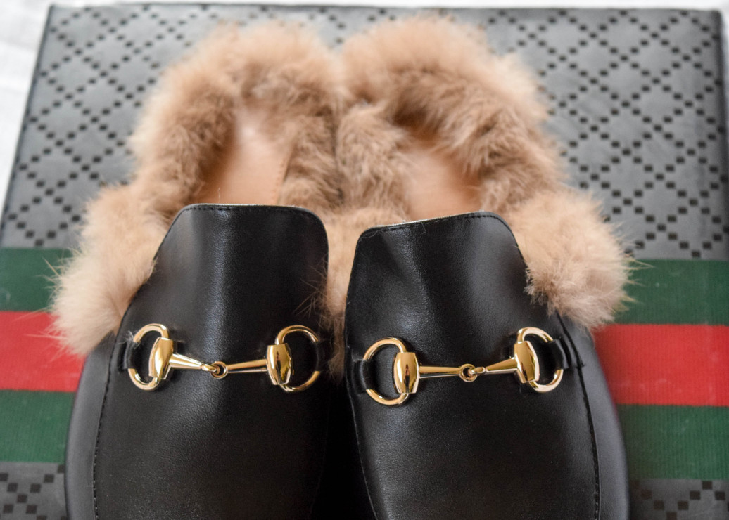 the Best Gucci Fur Knockoff Loafers