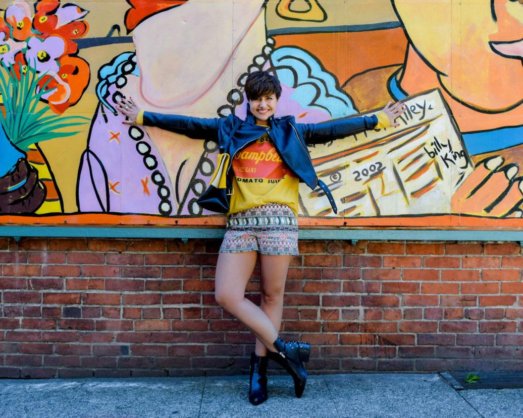 Warhol Sweatshirt Campbells