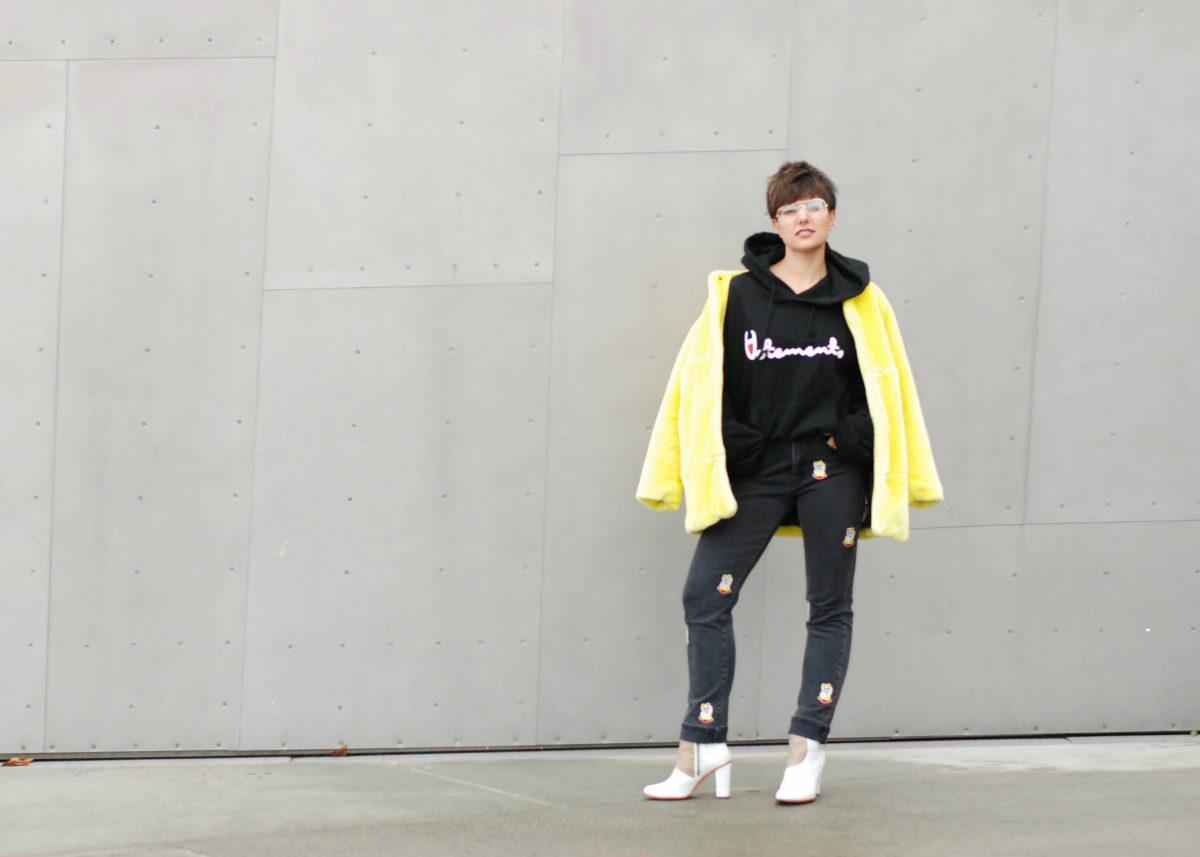 Vetements & Ragged Priest Lucky Cat Jeans- BloggerNotBillionaire