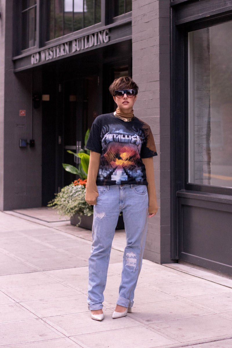 You have 10 Band Tees In Your Closet and it's Winter Time, Now What? -BloggerNotBillionaire
