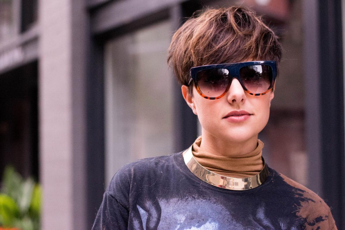 Celine Flat Top Knockoff Sunglasses- BloggerNotBillionaire