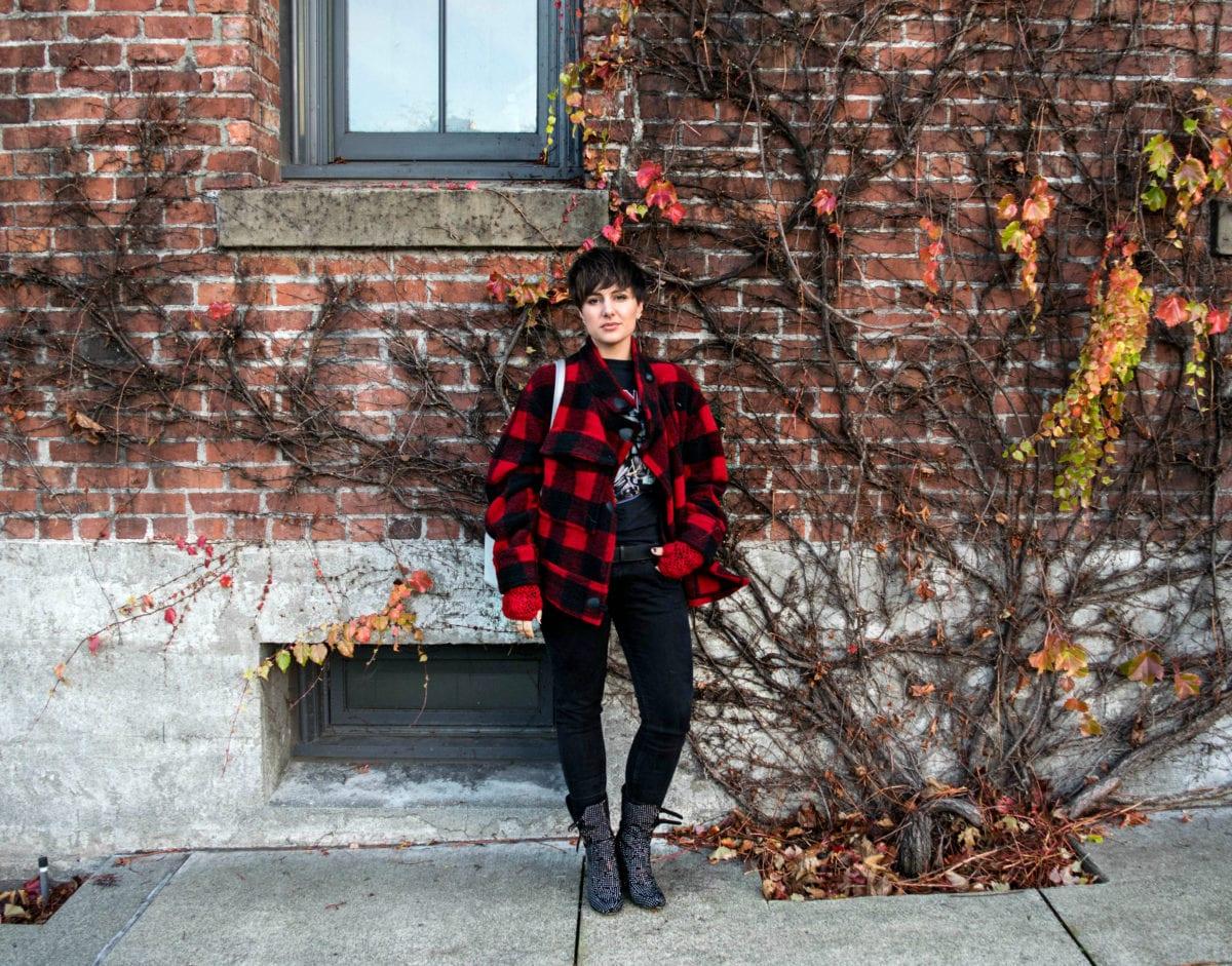 The Best Plaid Coat EVER: Isabel Marant Etoile 'Fred' Jacket- BloggerNotBillionaire