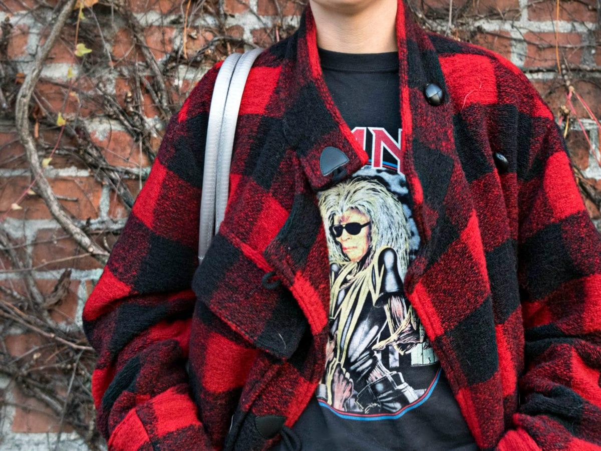 Bleached Goods 'Iron Lager' Chanel Karl Lagerfeld T-shirt- BloggerNotBillionaire.com