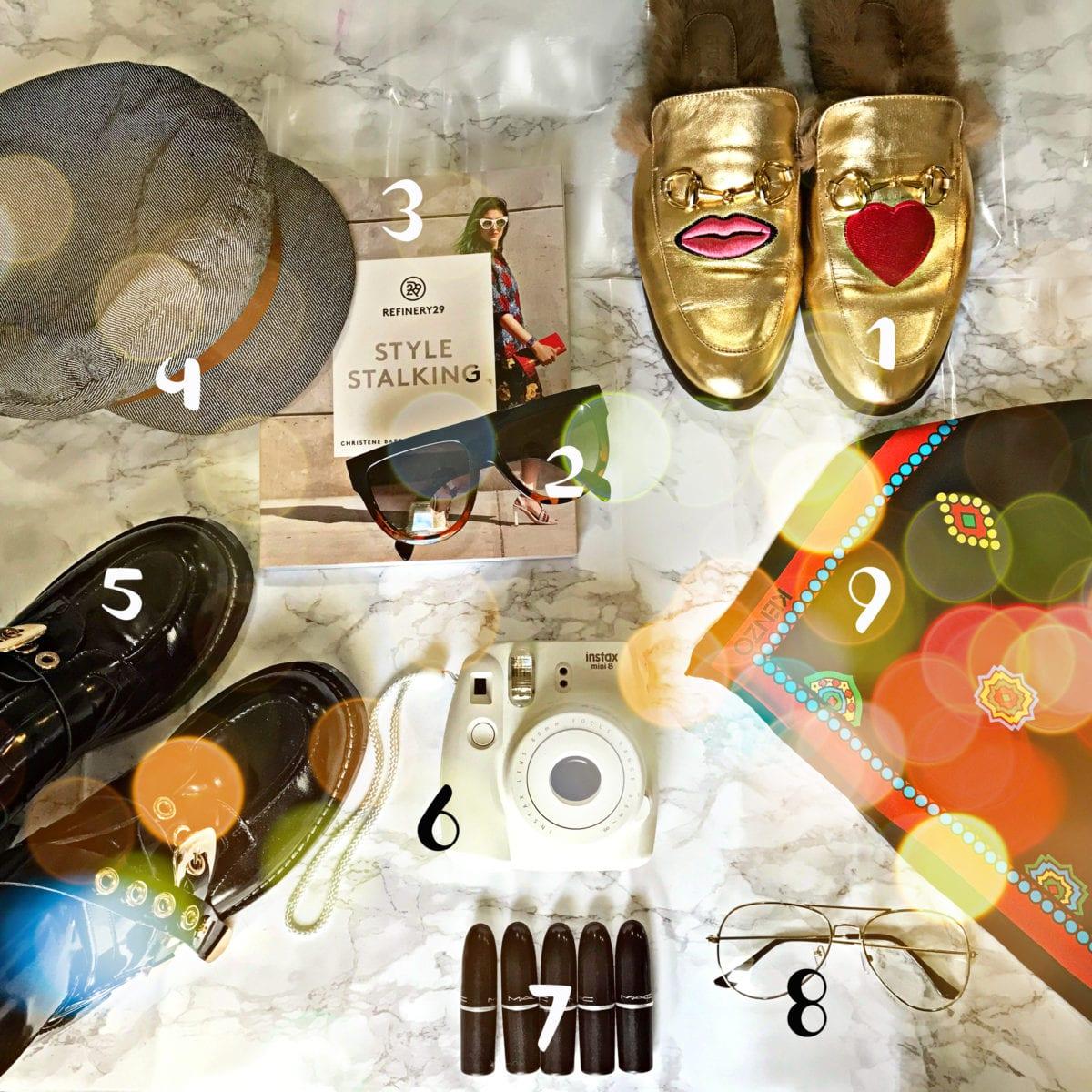 The FASHIONISTA's Gift Guide: All Your Designer Wannabe Favorites under $160- BloggerNotBillioniare
