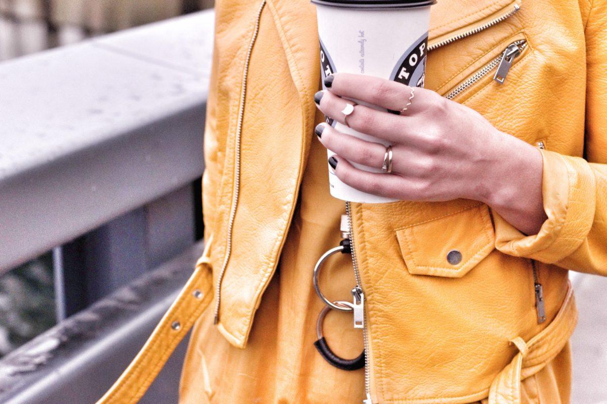 Spring 2017 Trends: Yellow- BloggerNotBillionaire