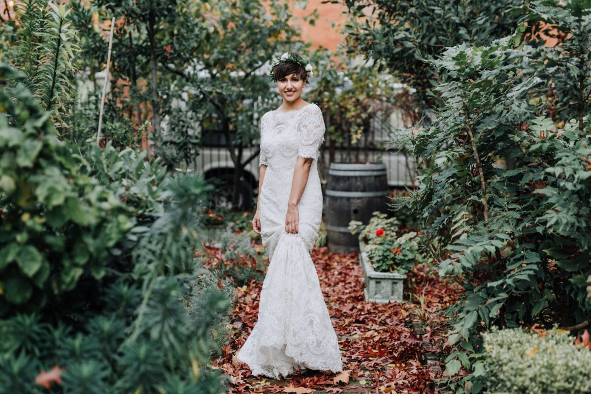 Marchesa Bridal- Seattle Rustic Wedding BloggerNotBillionaire