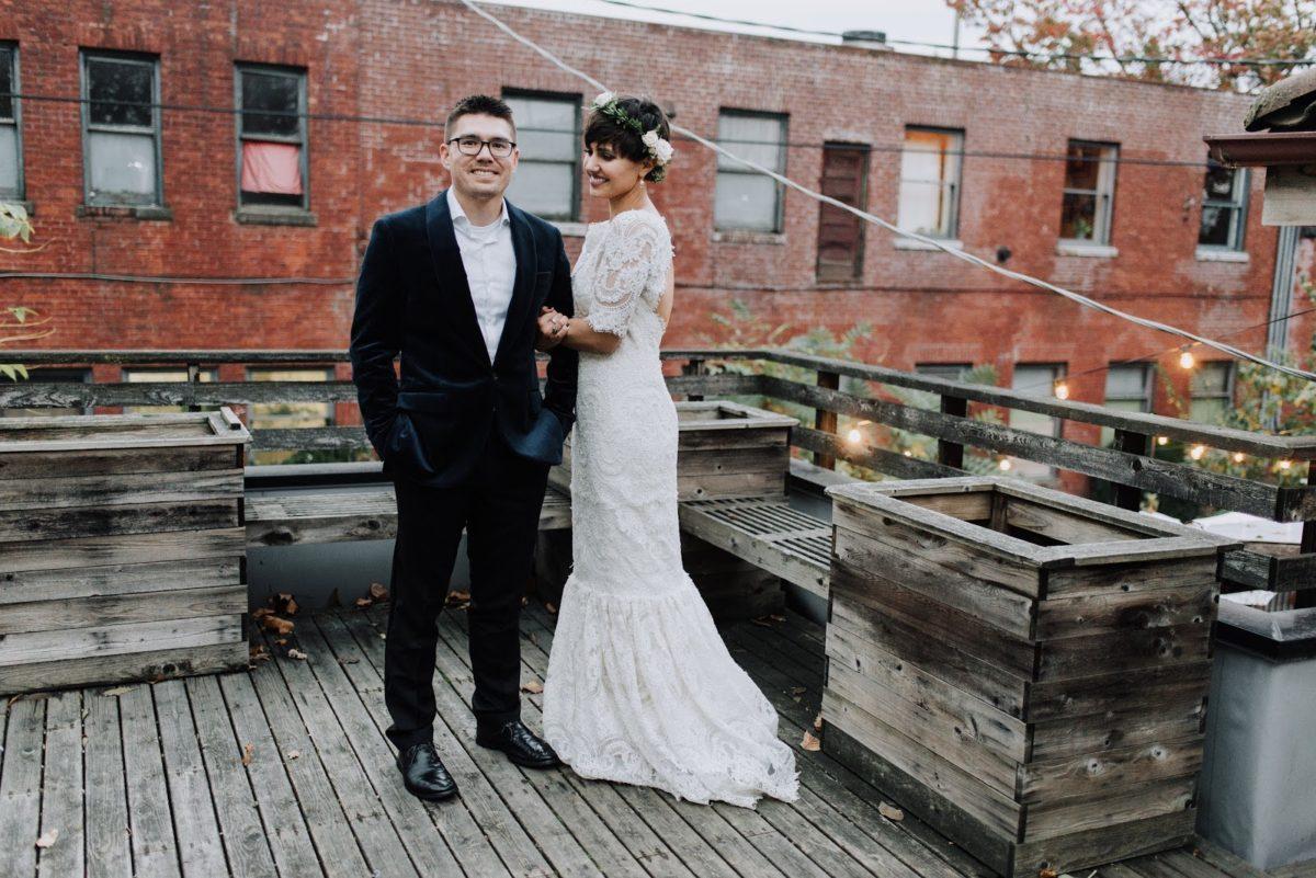The Corson Building Wedding- Seattle,WA BloggerNotBillionaire
