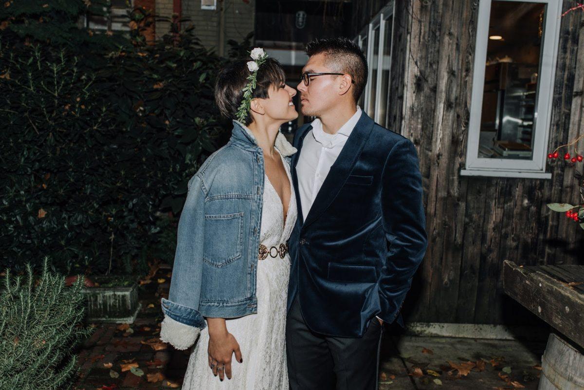 Reformation Bridal Francesca Dress- Seattle Wedding BloggerNotBillionaire