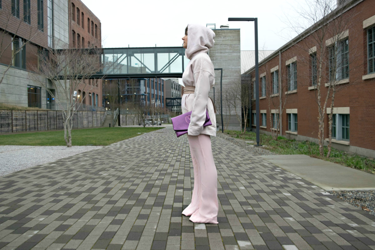 The Hottest Trend of Spring 17: 'Think Pink!' But in a Street Style Kind of Way