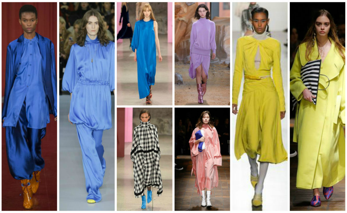4 Emerging Trends From Fall 2017 Fashion Week-Say Hello To Bold Color- BloggerNotBillionaire