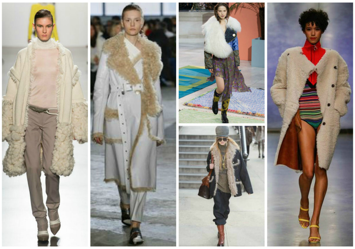 4 Emerging Trends From Fall 2017 Fashion Week- Shearling- BloggerNotBillionaire