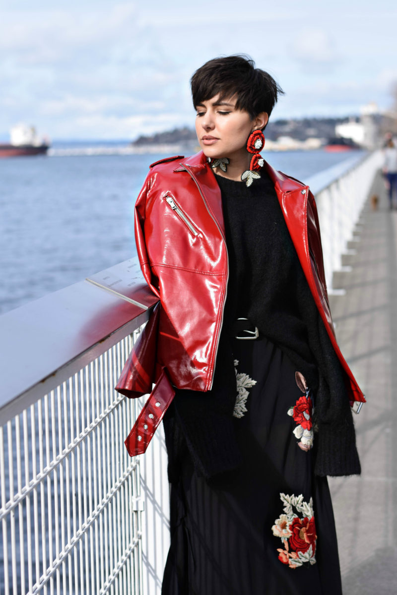 Seeing Red: The Breakout Color from Fall 2017 Fashion Week- BloggerNotBillionaire.com