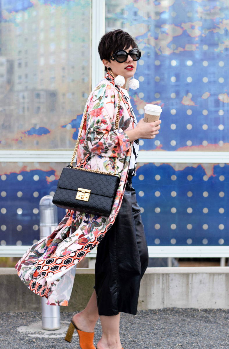 This Gucci-Inspired Kimono is Ready For Spring: A Fashion Indulgent Outfit- BloggerNotBillionaire.com