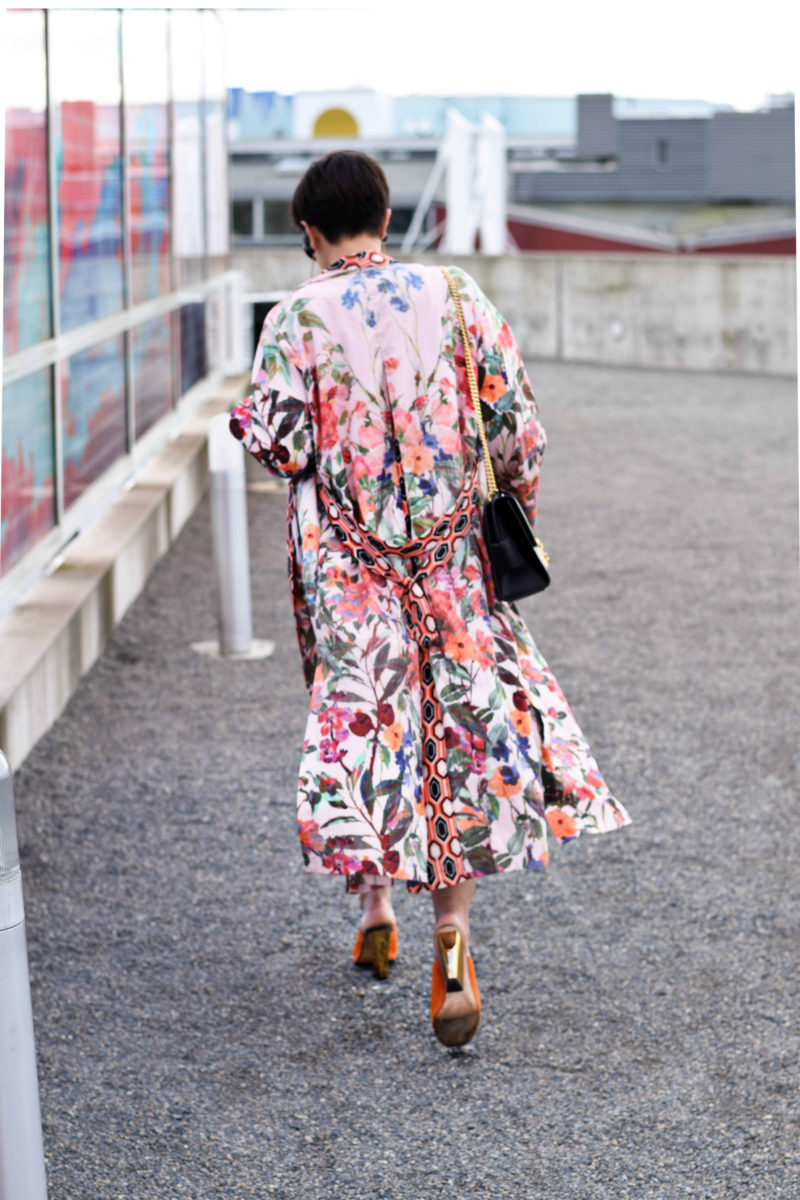This Kimono is Ready For Spring:  A Fashion Indulgent Outfit - BloggerNotBillionaire.com
