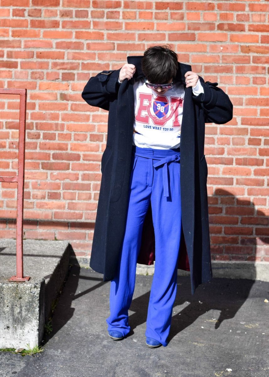 Fall 2017 Runway to Real Way: The Return of 80's Power Dressing- BloggerNotBillionaire
