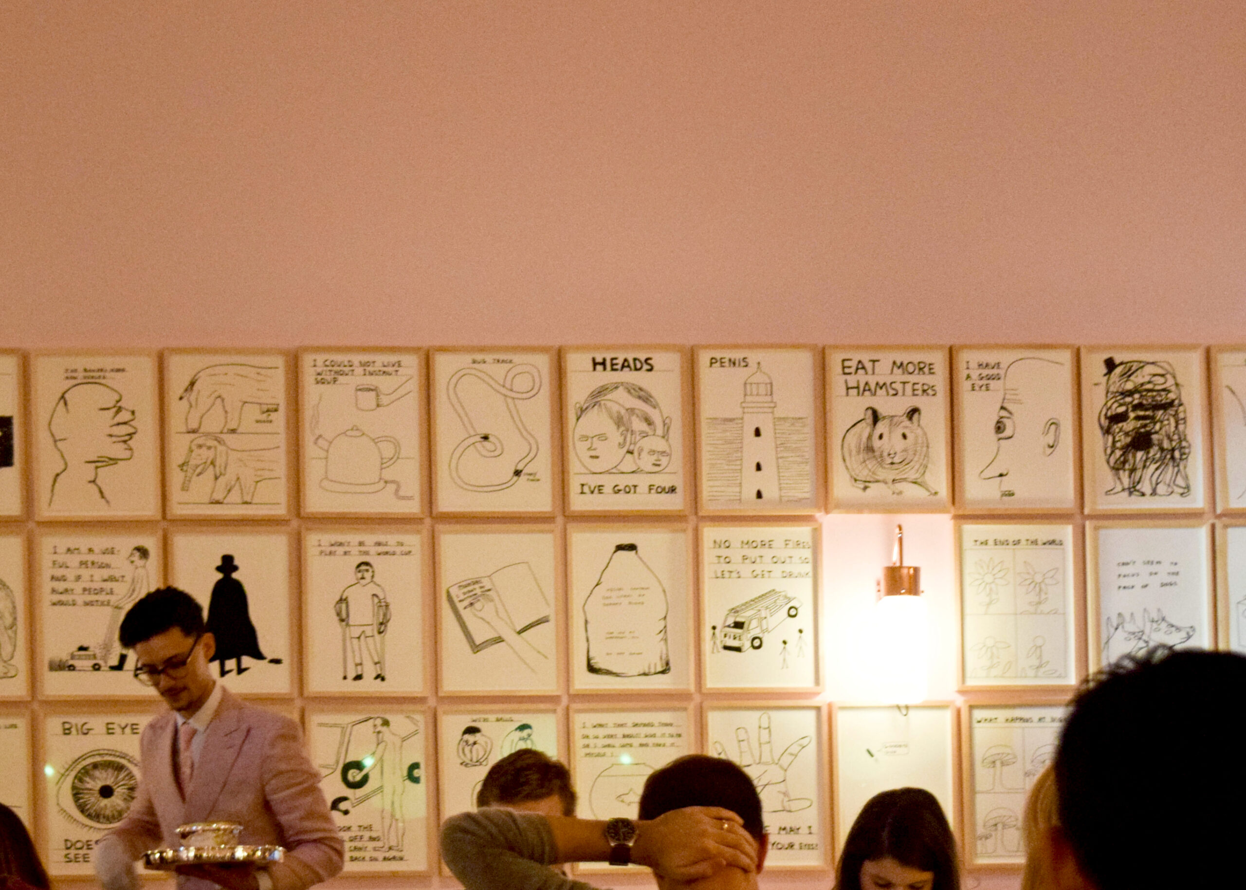 Happy National Tea Day: The Incredible Sketch London