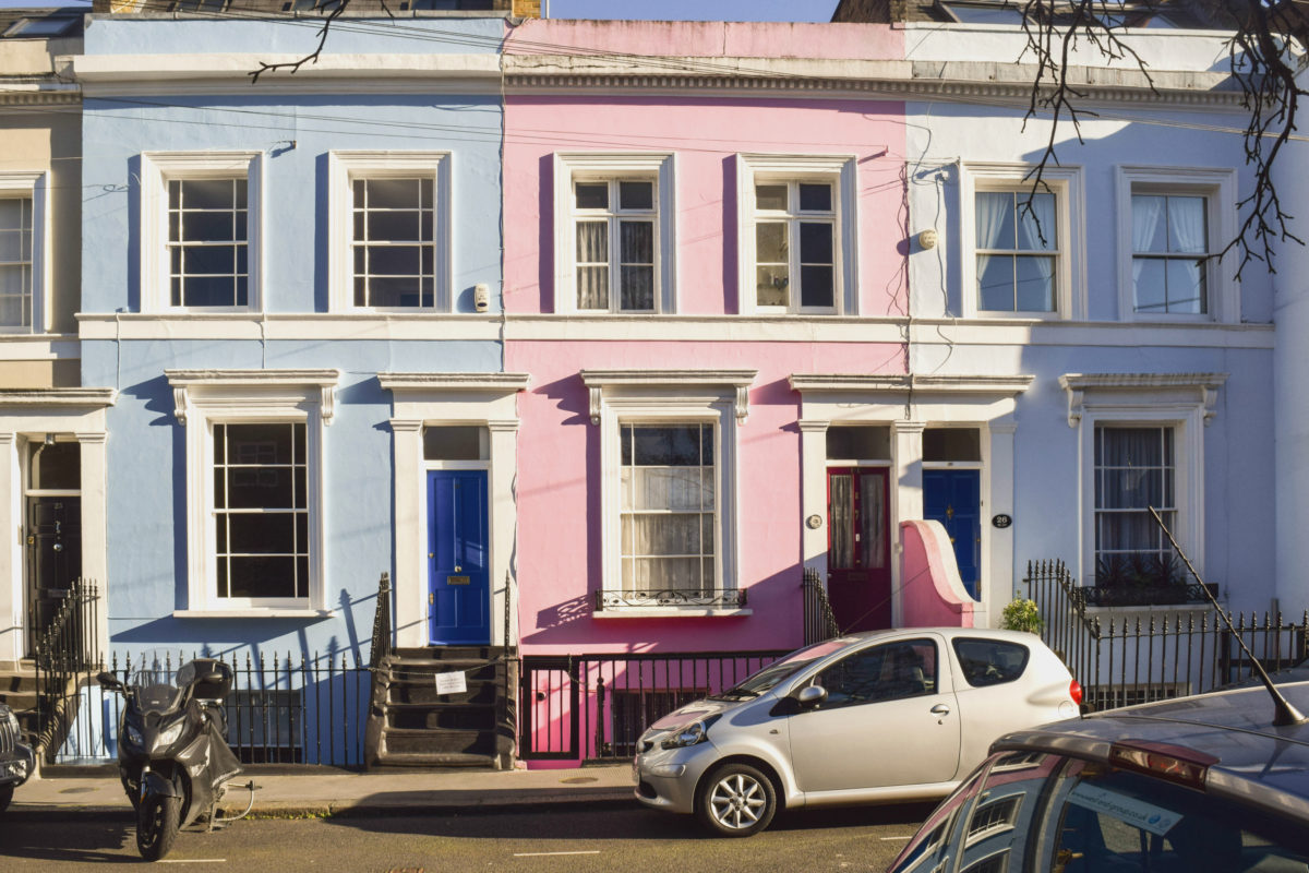 London Volume 2: Glitter Boots, Candy-Colored Houses and Portobello Road - BloggerNotBillionaire.com