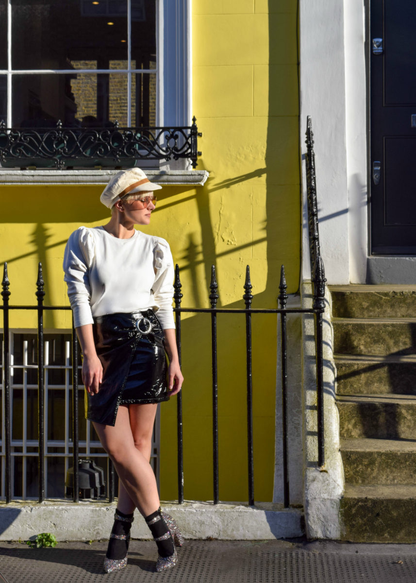 Glitter Boots, Candy-Colored Houses and Portobello Road BloggerNotBillionaire.com