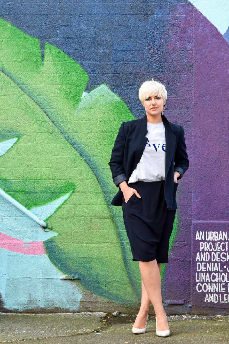 Suiting & Graphic Tees: A Match Made in Sartorial Heaven - BloggerNotBillionaire.com