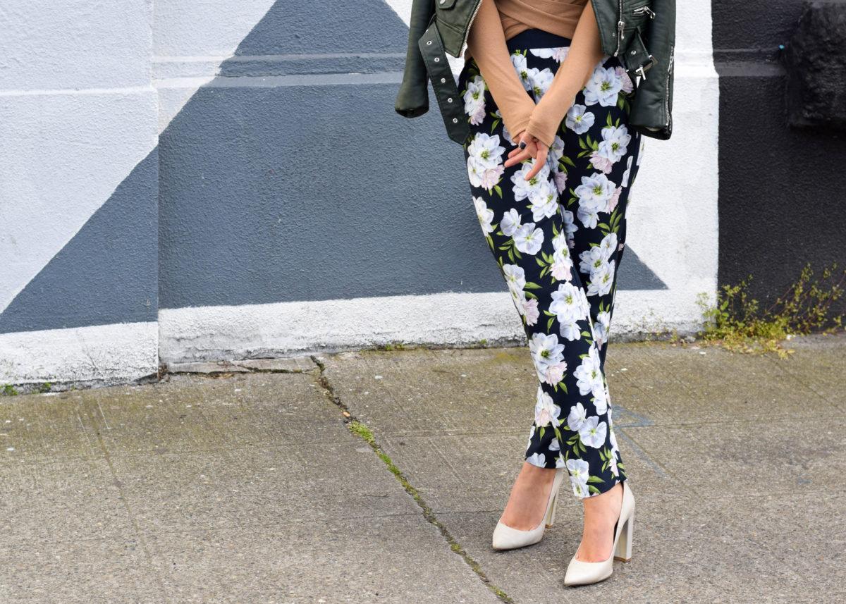 2 Ways to Wear A Pajama Style Suit - BloggerNotBillionaire.com