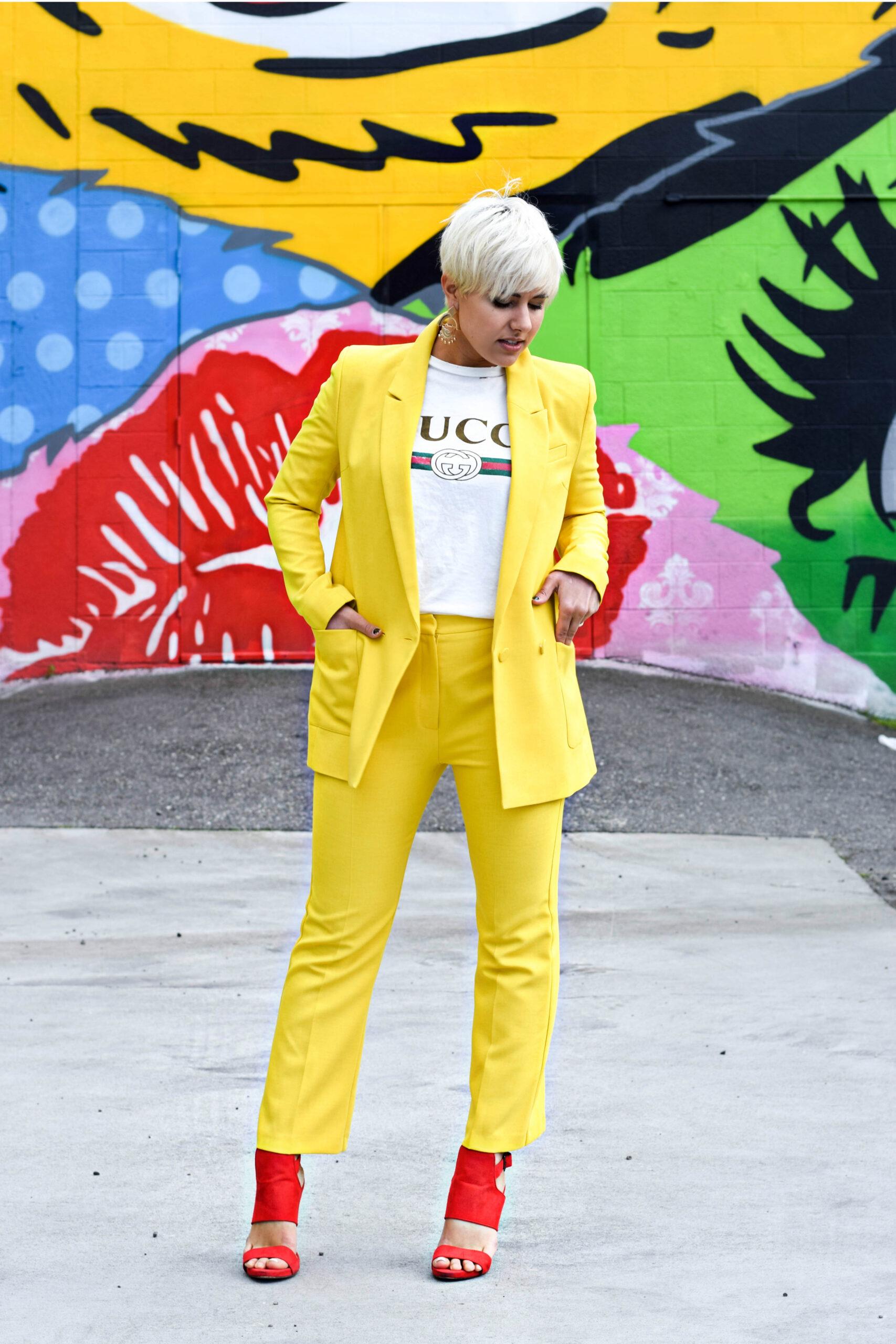 The Gucci Inspired Modern Suit - BloggerNotBillionaire.com
