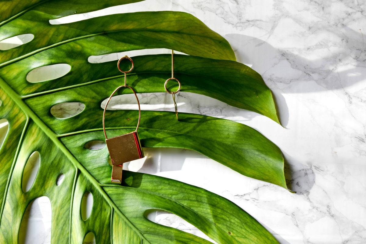 Sleek & Chic-the Best Statement Earrings Under $30 - BloggerNotBillionaire.com
