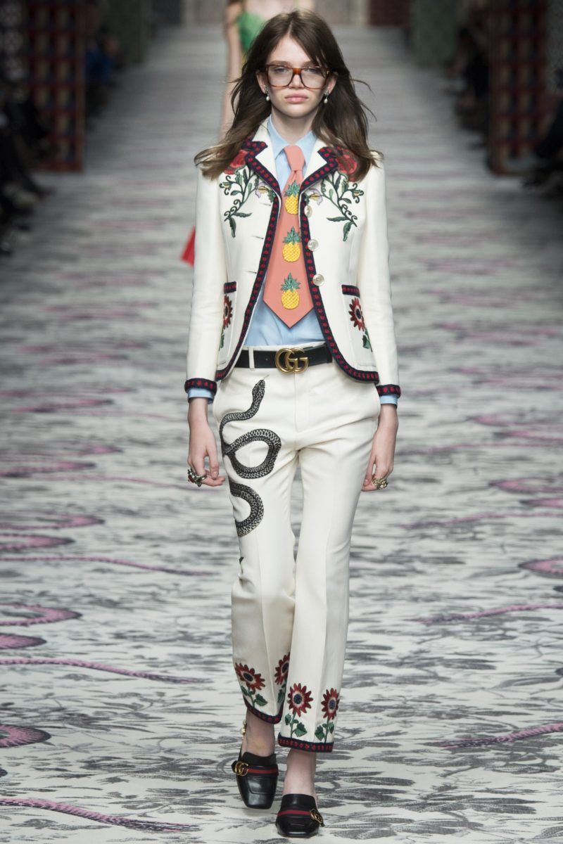 Gucci Suiting- BloggerNotBillionaire.com