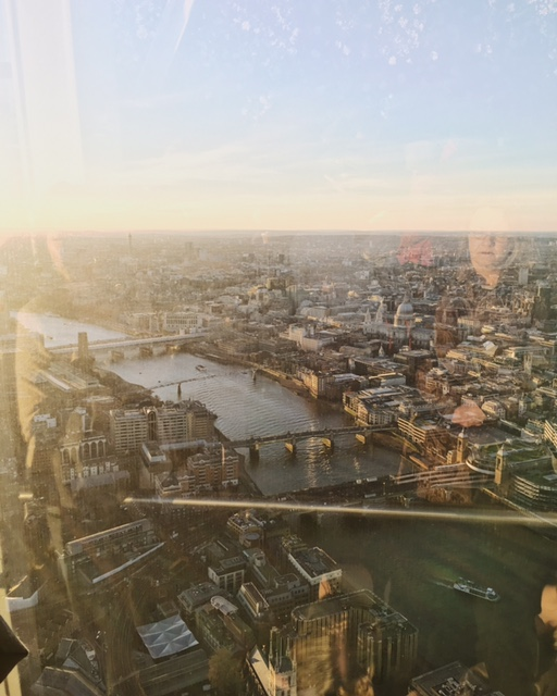 The Top of the Shard- Seattle to London- BloggerNotBillionaire.com