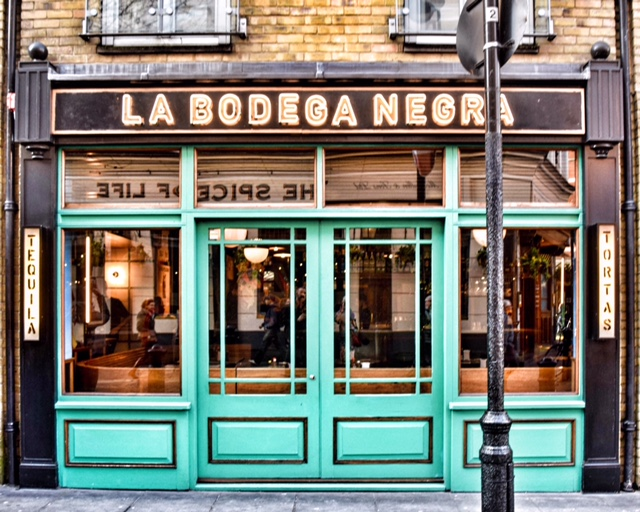 Eating London- The Bodegra Negra - Bloggernotbillionaire.com