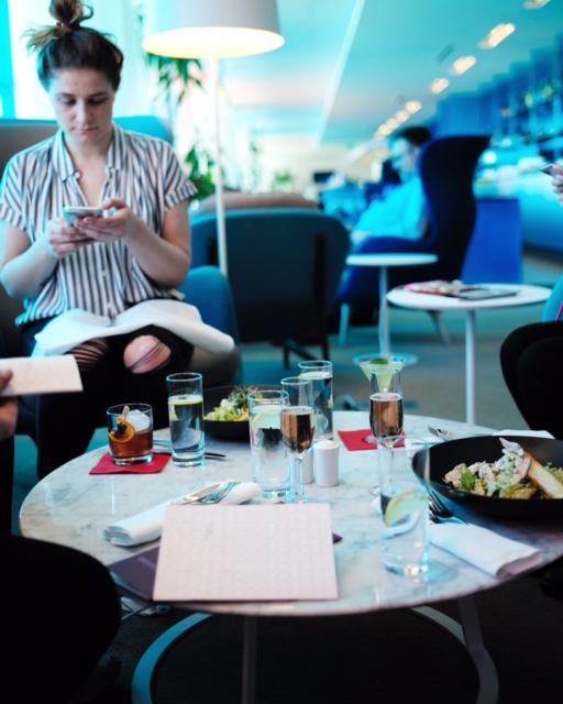 Virgin Atlantic Clubhouse San Francisco- Seattle to London- BloggerNotBillionaire.com