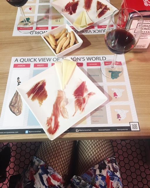 Eating London- Enrique Tomas Jamon - BloggerNotBillionaire.com
