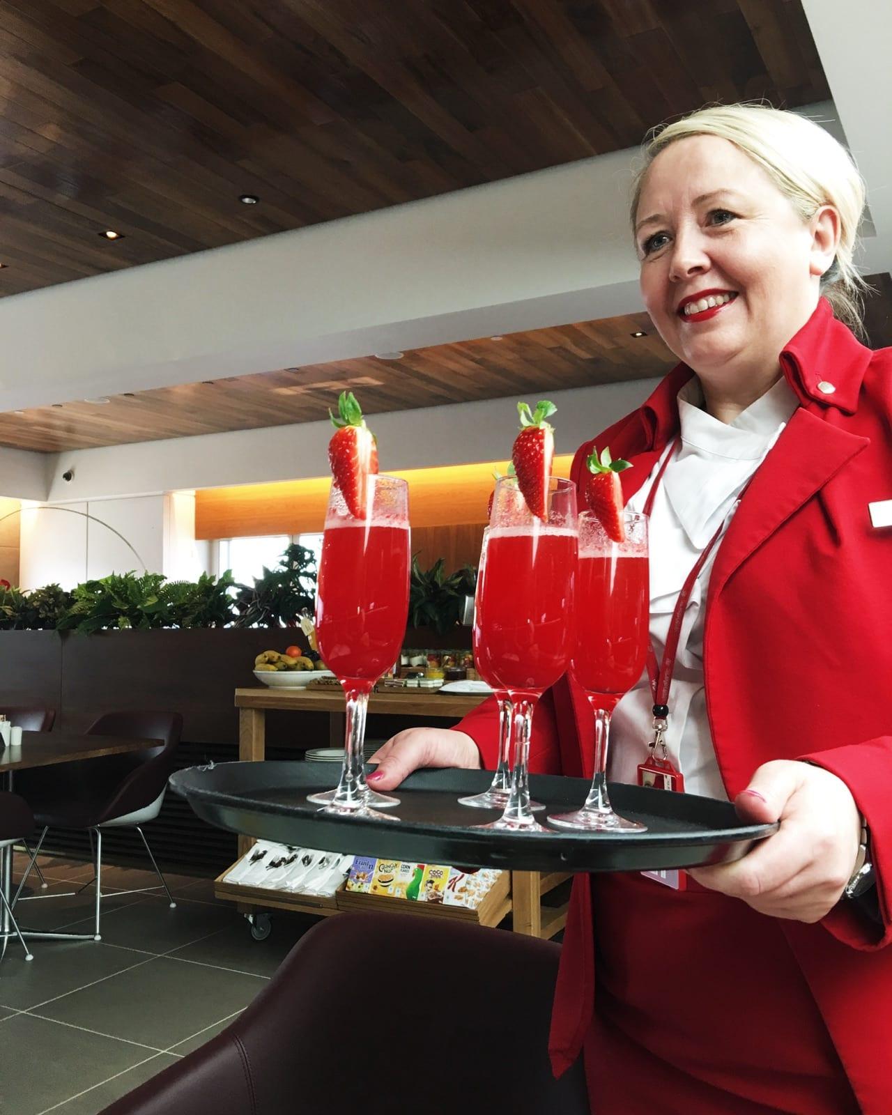 Virgin Atlantic Clubhouse Heathrow- Seattle to London- BloggerNotBillionaire.com
