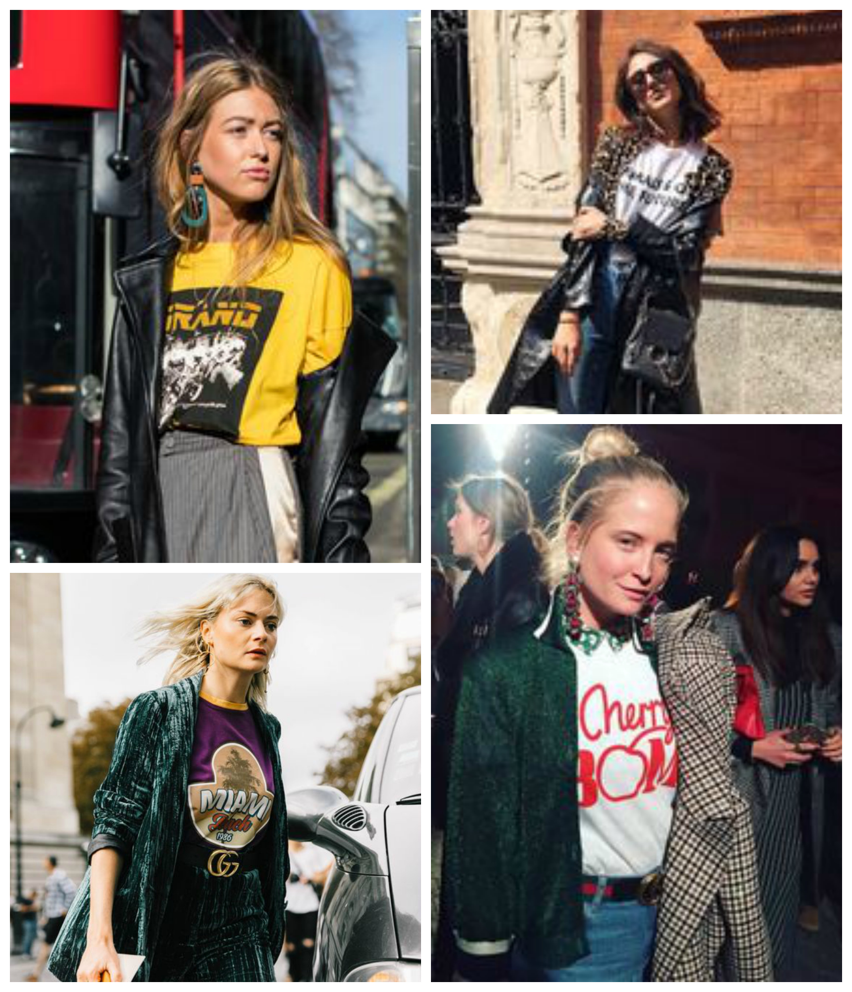 Femme Forever: The New Graphic Tee and How to Wear It