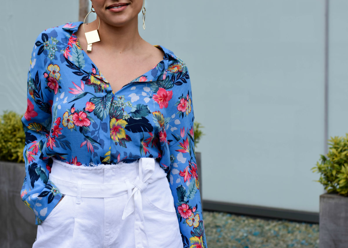 Tropical Prints for 2017: Not Just for Your Bathing Suit Anymore - BloggerNotBillionaire.com